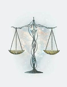 Libra Scales