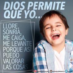 #Dios permite que vivamos malas experiencias para fortalecer nuestra #fe y así podamos valorar las #bendiciones ... #Sonreír #Felicidad - Síguenos por nuestras redes sociales: http://www.universal.org.mx https://www.facebook.com/IglesiaUniversalMexico/ http://www.twitter.com/UnivMx http://www.instagram.com/UniversalMexico