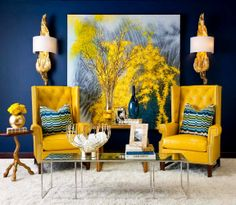 Perfect caution yellow interior design color scheme The post caution yellow interior design color scheme… appeared first on Ameria . Interior Design Color Schemes, Interior Design Tips, Home Design, Interior Decorating, Design Ideas, Color Interior, Decorating Blogs, Interior Ideas, Ibb Design