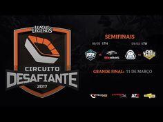 INTZ Genesis vs Iron Hawks - Circuito Desafiante: Semifinal 1