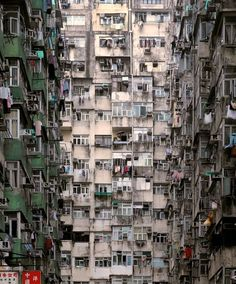 Kowloon Walled City | New Kowloon, Hong Kong
