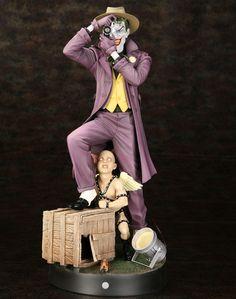 BATMAN THE KILLING JOKE -  The Joker ARTFX Statue 28 cm