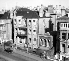 Taken from Flat 3 Second Avenue, Hove in New Brighton, Brighton And Hove, East Sussex, The Past, Live, Architecture, Amazing, Beautiful, Arquitetura