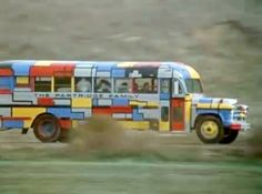❥ The Partridge Family Bus