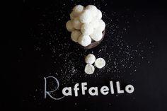 gesunde Raffaello- 3 Zutaten, Vegan & ohne Haushaltzucker... Diese gesunden Raffaellos sind super schnell gemacht und ihr braucht nur 3 Grundzutaten!