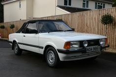 1982 Ford Cortina GLS Auto Convertible by Crayford<br /><br />Registration Number: NOA 966X<br />Chassis Number: WFOTXXGBBTBM54647<br />Engine Number: BM54647<br />Transmission: Automatic<br />Steering: Right Hand Drive<br />MOT Test Expiry: February 2018<br />Mileage: 92600<br />Guide Price: £6000 - 7000<br /><br />More information coming soon...<br /><br />Auction Date: Thursday 2 March 2017 - Please visit our website for full information...