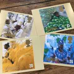 Carnival Postage Stamp Postcards, Set of four vintage PHQ picture Cards from the Post Office celebrating Notting Hill Carnival in August Postcards For Sale, Vintage Postcards, Notting Hill Carnival, Picture Cards, Post Office, Vintage Floral, Postage Stamps, Handmade Gifts