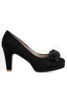 6cb42e15b248f8 Trachten Dirndlschuh - 6080 - schwarz. Alpenclassics - Bavarian Styles · Trachten  Schuhe Damen