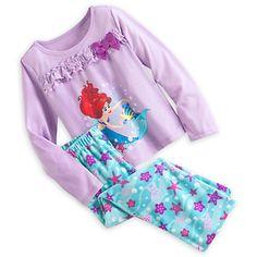 Ariel Pajama Gift Set for Girls - Sophie size 4