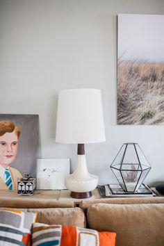 Faced Terrarium + Caravan Pacific Lamp   Design*Sponge   Leah Verwey Photo