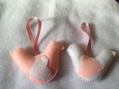 Pair of love birds by HeartFeltCraft1 on Etsy, £3.00