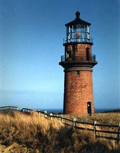 Gay Head #Lighthouse - In Martha's Vineyard located on the Island's Westernmost point off of Lighthouse Road in Aquinnah, #Massachusetts #photography