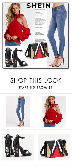 """""""SheInSide V/2"""" by ruza66-c ❤ liked on Polyvore featuring Sheinside and shein"""