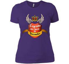 Legends December T-Shirt