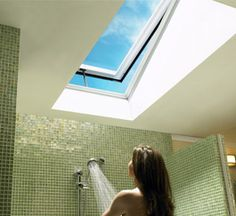 Sunset Smart Homes, Velux skylight