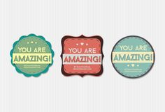"""Help create a """"pay it forward"""" sticker to tell moms they are doing great! by PJ_Design"""