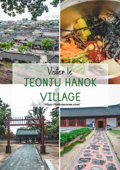 Découverte et des informations pratiques si vous souhaitez vous rendre au Jeonju Hanok Village. coréedusud #jeonju #hanok #asie #voyage China Travel, India Travel, France Travel, Thailand Travel, Japan Travel, Italy Travel, Jeonju, South America Travel, Blog Voyage