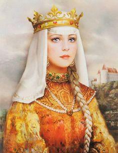 Анна Ярославна.