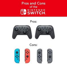 The PROs and CONs of the Nintendo Switch http://ift.tt/2m8KUsk