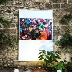 Elisabeth Vaillé photography, Mother India, Bhakti, Fine Art , festival d' Avignon 2018. Maison de Fogasses. Festival Avignon, Elisabeth, Polaroid Film, Artist, Photography, Home, Photograph, Artists, Fotografie
