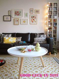Teppich ikea alvine  Contemporary Living Room with Ikea Karlstad Leg Aluminum, Ikea ...