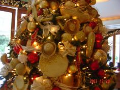 christmas tree puerto rican style - Puerto Rican Christmas Decorations