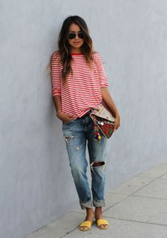 12 Summery Outfits To Copy This July Fourth (And Beyond!)