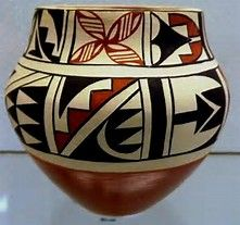Image result for Santa Fe New Mexico Pottery