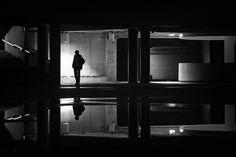 Lost in the night by Jon DeBoer
