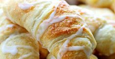 If you are looking for some simple dessert recipes, look no further.  This Lemon Cheesecake Crescent ...