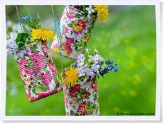Muttertagsgeschenke selber basteln ist die pure Wonne, findet Tanja. Schaut Euch ein paar Ihrer Ideen auf unserem Blog an. Viel Spaß beim Lesen und Nachbasteln!