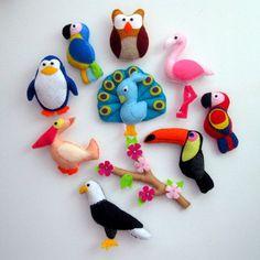 felt penguin doll patterns - Bing Images