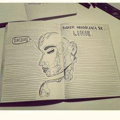 #wreckthisjournal #wreck #this #journal #ideas #inspiration #creative #beautiful #hobby #wtj #draw