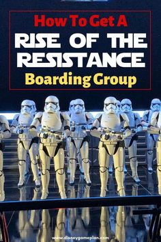 Want to experience the most popular attraction at Walt Disney World? Here are my tips for How To Get A Rise Of The Resistance Boarding Group. Disney World Attractions, Disney World Rides, Walt Disney World Vacations, Disney Worlds, Disney Travel, Family Vacations, Family Travel, Disney Vacation Planning, Disney World Planning