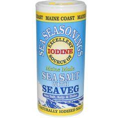 Maine Coast, Sea Vegetables Seasonings, Sea Salt With Sea Vegetables, 1.50-Ounce (bestseller)