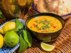 Lentils Benefits, Canada Food Guide, Sugar Free Diet, Red Lentil Soup, Chowder Recipes, Fresh Coriander, 20 Min, Couscous, Soups And Stews