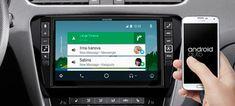 Alpine Headunits for Skoda Alpine Style, Android Auto