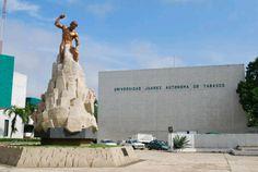 Universidad Juárez Autónoma de Tabasco (UJAT) en Villahermosa, Tabasco