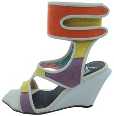 Chiseled Heels: Nicholas Kirkwood's A/W Shoes are Artwork for Your Footsies