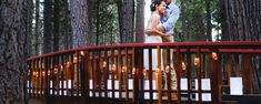 Weddings at The Redwoods In Yosemite