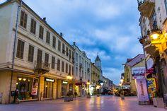Şirol Sokak - Şirok Sokak Bitola Makedonya Широк Сокак Битола Македонија