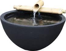 Bildresultat för vattenspel i bambu