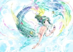 Pisces, by Shiitake