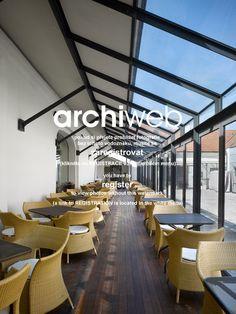 archiweb.cz - Ladronka - zimní zahrada