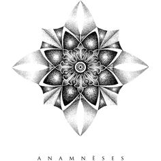 @ Anamneses @ Dot mandala symbol tattoo ideas