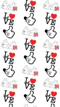 Mickey Mouse Wallpaper Iphone, Cute Disney Wallpaper, Trendy Wallpaper, Love Wallpaper, Cartoon Wallpaper, Wallpaper Samsung, Cute Wallpapers, Ocean Wallpaper, Rainbow Wallpaper