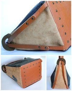 Made by Arina Rasputina: Сумка-рюкзак с мышами