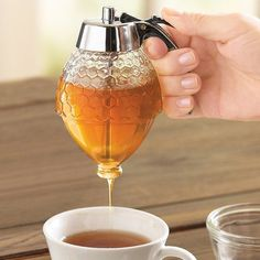Fancy - No Drip Honey Dispenser
