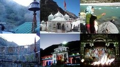 Char Dham Yatra Guide: Char Dham refers to the four holiest Hindu pilgrimage centres in the state of #Uttarakhand. Yamunotri, Gangotri, Kedarnath and Badrinath collectively form the epicentre of religious activity in North India. Considered extremely sacred, thousands of devotees and pilgrims undertake a yatra or a trip to these four sites every year in aspiration of washing away all their sins. This is popularly known as the #CharDhamYatra. #India #Temples