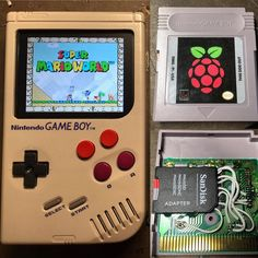 """221 Likes, 17 Comments - Warner Skoch (@sudomod_wermy) on Instagram: """"I set up a blog to share how-to guides for projects like my Game Boy Zero (Raspberry Pi Zero inside…"""""""
